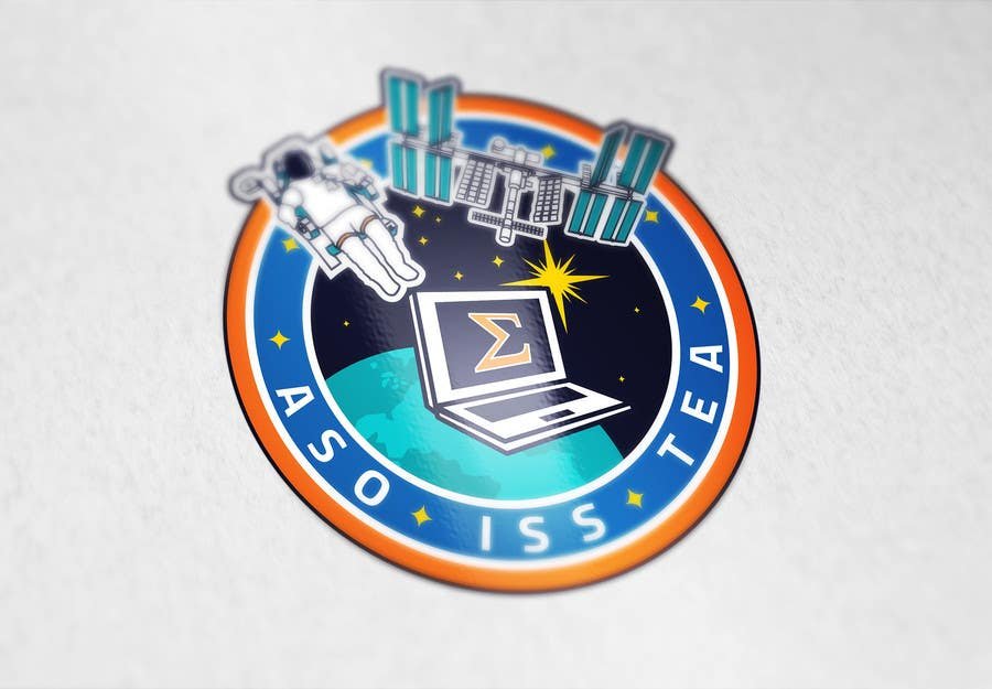 #271 for NASA Challenge: ASO ISS-TEA Project Graphic/Patch Design by mgluz