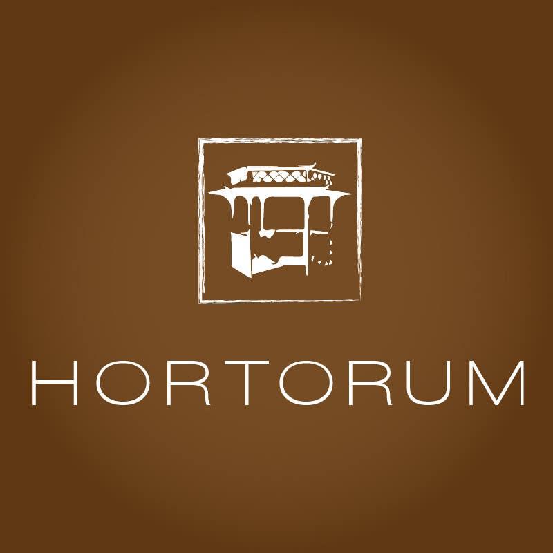 Penyertaan Peraduan #102 untuk Hortorum Logo