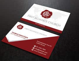 88 For Church Business Cards By Najmulraj