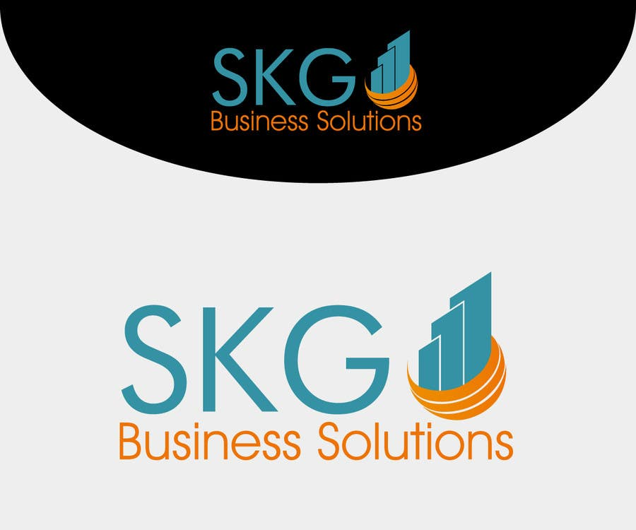 entry 26 by artyeisha for design a logo for skg business solutions