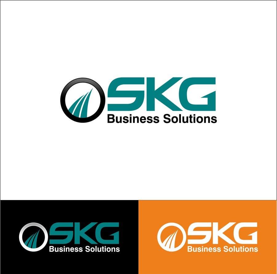 entry 83 by abd786vw for design a logo for skg business solutions