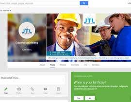 #29 untuk JTL - Design our cover photos - GUARANTEED oleh GDWN