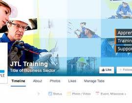 #53 untuk JTL - Design our cover photos - GUARANTEED oleh Base73
