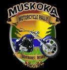 Contest Entry #20 for Logo Design for Muskoka Motorcycle Rally