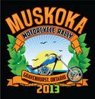 #43 for Logo Design for Muskoka Motorcycle Rally by OliveDesigns