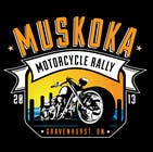 Entry # 42 for Logo Design for Muskoka Motorcycle Rally by