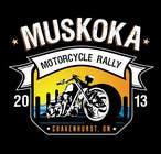 #46 for Logo Design for Muskoka Motorcycle Rally by KVdesigns