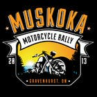 Contest Entry #41 for Logo Design for Muskoka Motorcycle Rally