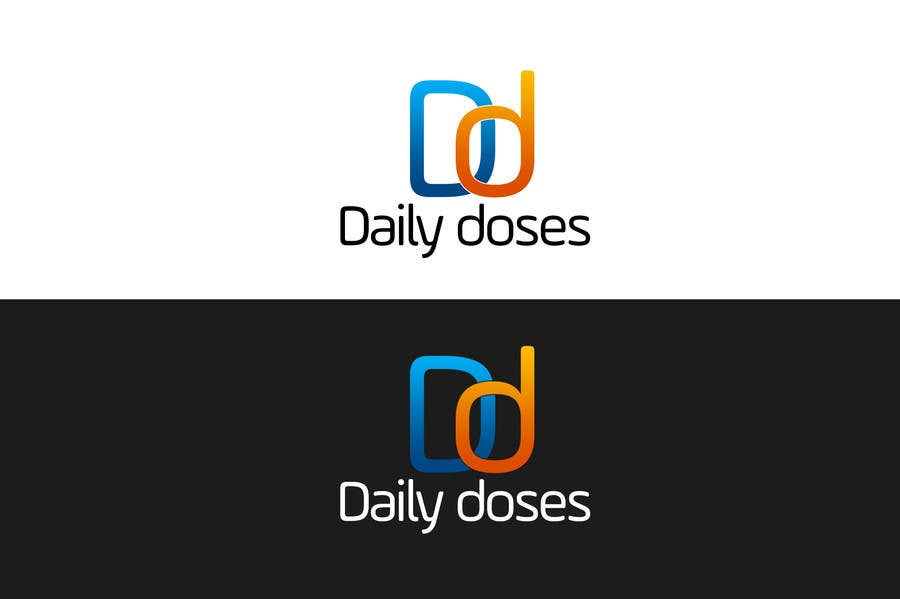 Contest Entry #13 for need a logo for a news app for young people DailyDose