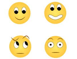 #5 para Recreate old MSN messenger emoticons in Twemoji style. por mikelpro