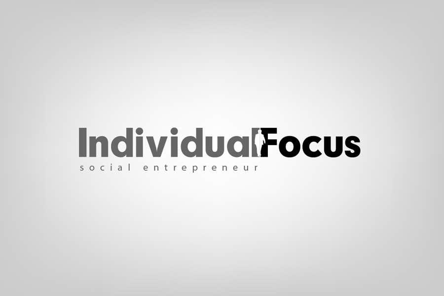 Penyertaan Peraduan #                                        275                                      untuk                                         Logo Design for Individual Focus