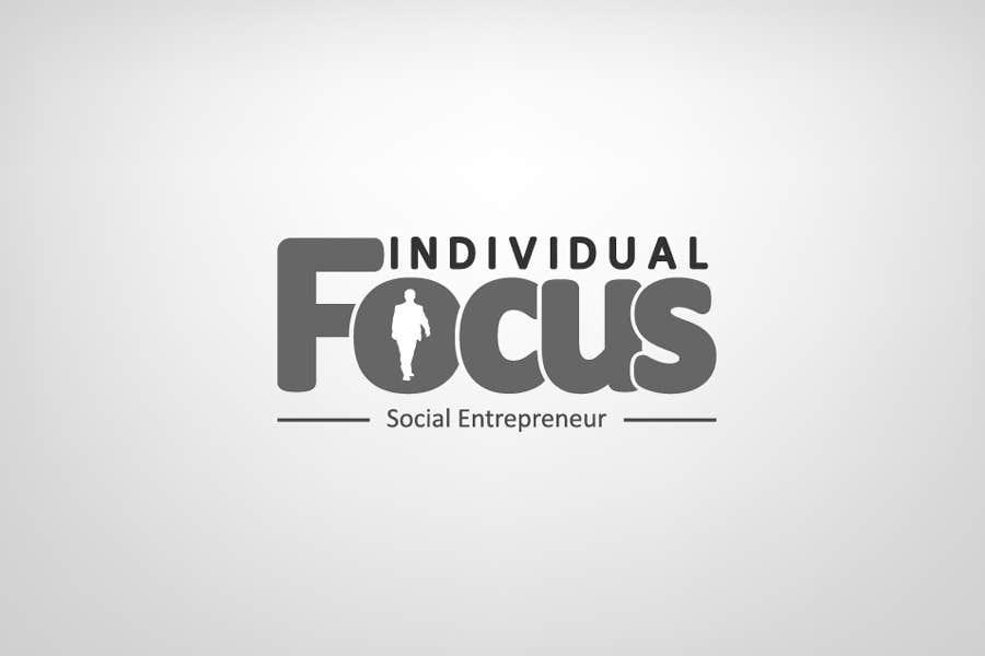 Penyertaan Peraduan #                                        509                                      untuk                                         Logo Design for Individual Focus