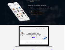 #4 for Design a Website Mockup (Design ideas not HTML) by graphicethic