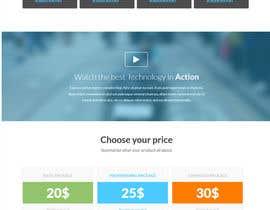 #8 for Design a Website Mockup (Design ideas not HTML) by sampadworld