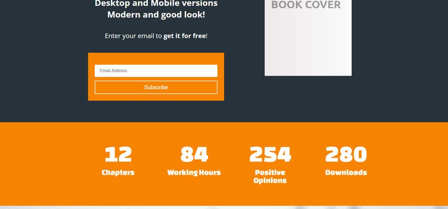 #3 for Refine 4 Squeeze Pages as HTML & Wordpress Template Compatible by beezkneezz