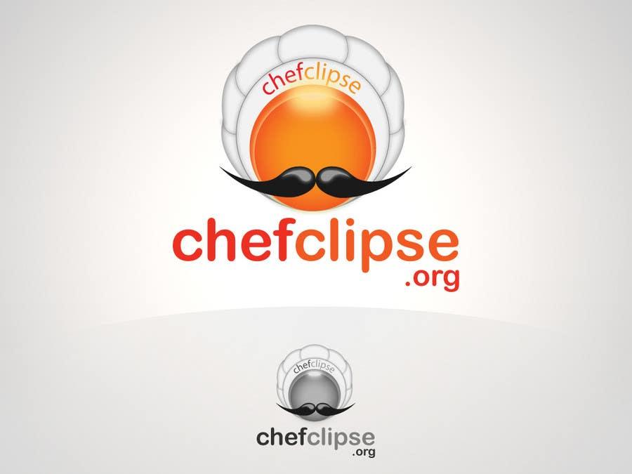 Penyertaan Peraduan #832 untuk Logo Design for chefclipse.org