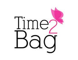 nº 106 pour Logo Design for TIME TO BAG par raikulung