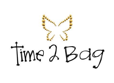 Kilpailutyö #161 kilpailussa Logo Design for TIME TO BAG