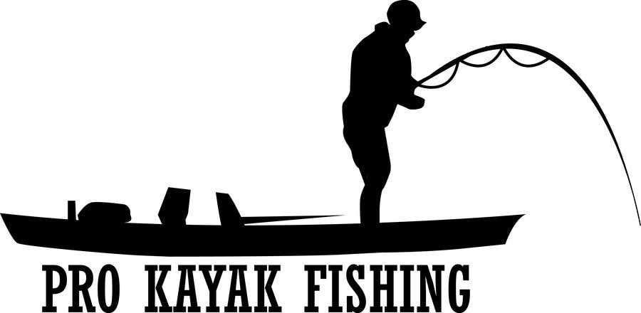 Contest Entry 20 For Design A Logo My Kayak Fishing Business