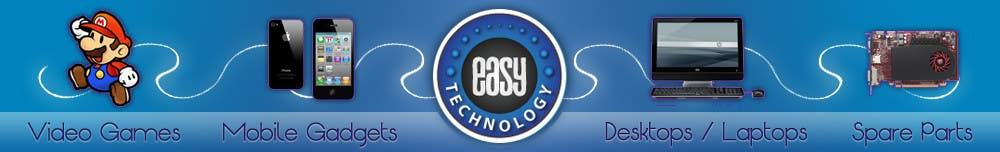 Конкурсная заявка №35 для Banner Ad Design for Easy Technology