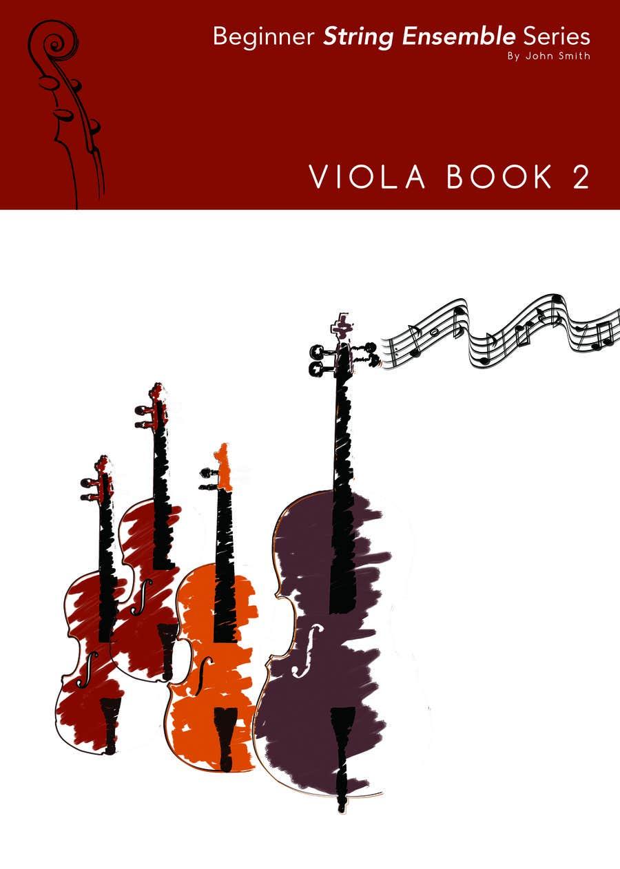 Music Book Cover Design : Entry by nikiramlogan for music book cover design