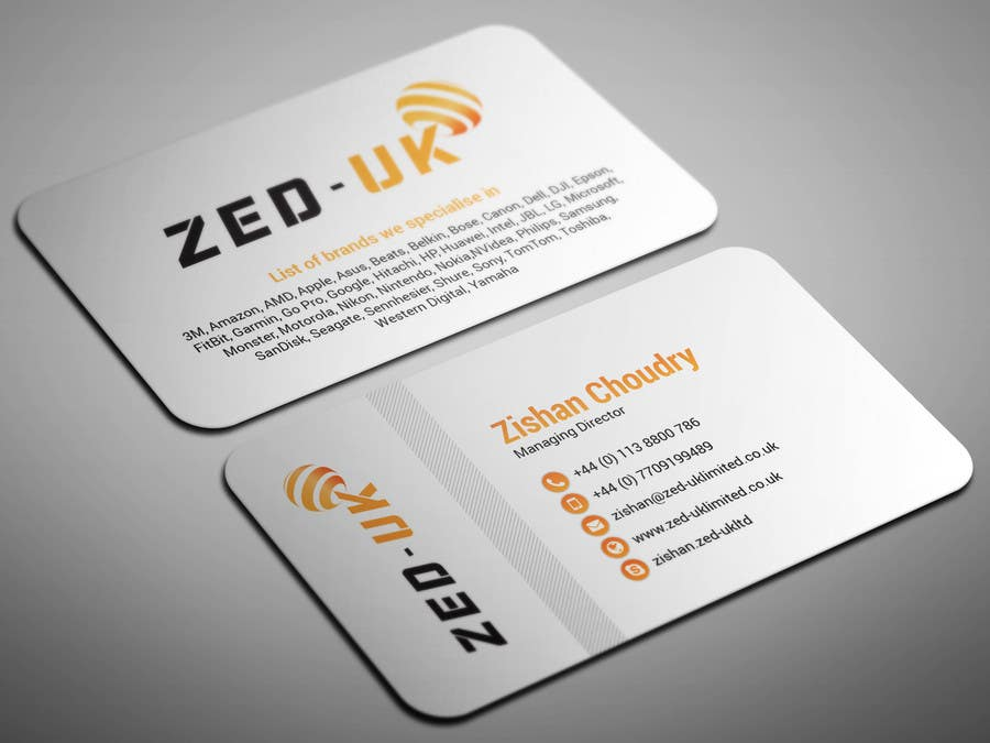 Entry #28 by smartghart for Business cards   Freelancer
