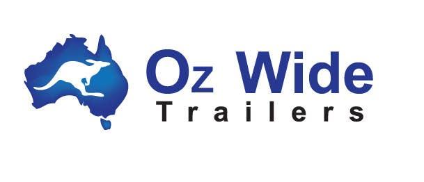 Inscrição nº                                         34                                      do Concurso para                                         Logo Design for Oz Wide Trailers