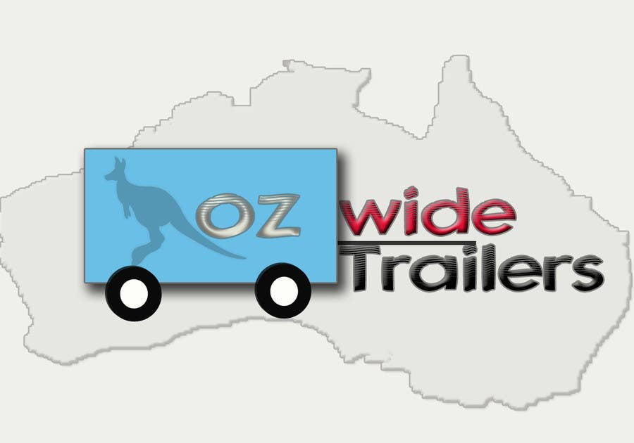 Inscrição nº                                         54                                      do Concurso para                                         Logo Design for Oz Wide Trailers