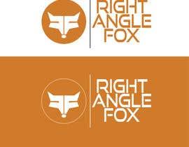 #91 untuk Design a Logo for Right Angle Fox oleh kazitarek