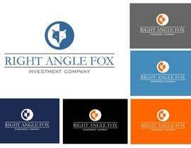 #31 untuk Design a Logo for Right Angle Fox oleh VikiFil