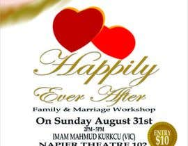 """#37 for """"Family & Marriage Workshop"""" Flyer - An Islamic Event by atmartgalleryvw"""