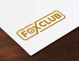 #126 for Design a Logo for The Fox Club by tomcruzdesign786