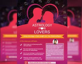 #20 for Astrology for Lovers Lecture Flyer by dipayon74