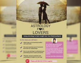 #28 for Astrology for Lovers Lecture Flyer by dipayon74