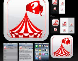 #2 для IOS App Icon Design for whichfestival.com от rowsmith
