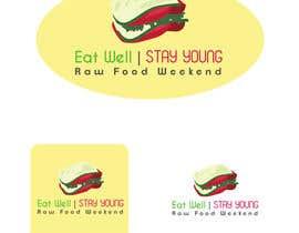 #42 for Design a Logo for Raw Food Weekend af gofenrir