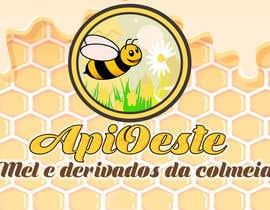 #13 para logo, apicultura, bees por Nestorcruz1998