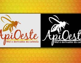 #10 for logo, apicultura, bees by GabrielGamaFree