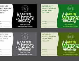#35 para Jar Label Design - M&J's de arnold865