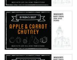 #13 para Jar Label Design - Byron's Best de stuartcorlett
