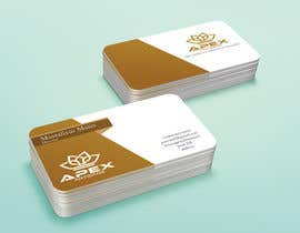 #28 para Design Business Cards for Apex Artisans de mostafizurmoiin