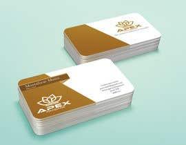 #28 para Design Business Cards for Apex Artisans de mostafizurmoiin