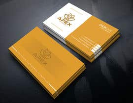 #139 para Design Business Cards for Apex Artisans de Roylin