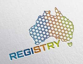 #325 para Registry - design our logo!! de eddesignswork