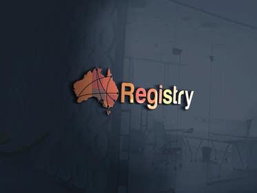 #307 para Registry - design our logo!! de Nazlina21