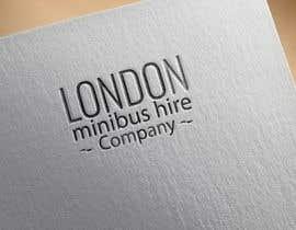 #58 para Logo Design For London Minibus Company de zanatees