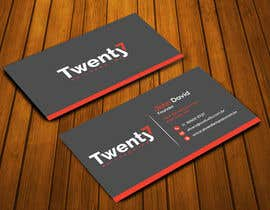 #136 for Design the most stylish and moden Business Card av mehedi0322