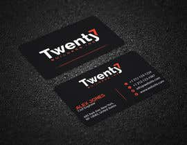 #219 for Design the most stylish and moden Business Card av Habib3e