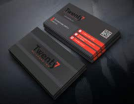 #324 for Design the most stylish and moden Business Card av emtiazmahadi