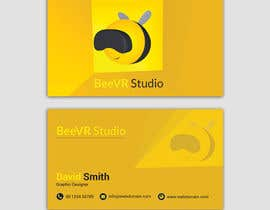 #22 para Design a Business Card from pre-existing logo de smartghart